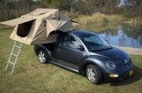 Жук на природе: VW New Beetle напомнил о себе