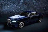 Rolls-Royce Wraith: на шаг ближе к космосу