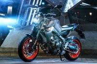 Новый мотоцикл Yamaha MT-09