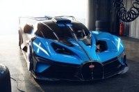 Самый невероятный и самый бесполезный гиперкар Bugatti