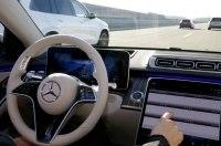 Mercedes создал свой автопилот