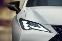 «Тёмные отражения»: Black Line пакет Lexus RC и ES