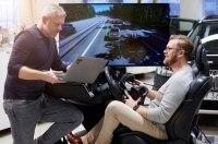 Геймерам это понравится: симулятор от Volvo
