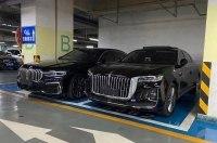 Hongqi H9 затмил BMW 7-Series и нацелился на Rolls-Royce