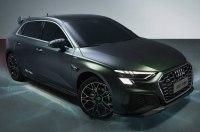 Audi A3 Wang Yibo: выглядеть, а не быть
