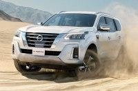 Nissan X-Terra: старое имя для нового SUV