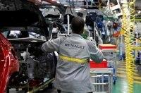 Renault остановит производство автомобилей во Франции