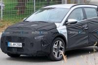 Самый доступный кросс от Hyundai впервые засняли во время тестов