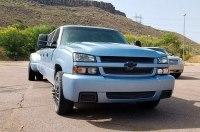 В продаже семидверный мегапикап Chevrolet