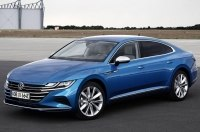 Стартовали продажи гибридных Volkswagen Arteon