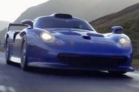 Porsche 911 GT1 Strassenversion - действительно уличный гоночный автомобиль