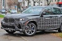 Загадочный BMW X5 попал на фото