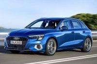 Audi A3 стала «жертвой лося»?