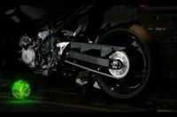 Гибридный привод для Kawasaki (видео)