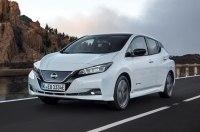 Nissan Leaf официально приедет в Украину