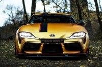 Toyota Supra стала на 210 сил мощнее