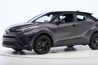 Насколько безопасна новая Toyota C-HR?