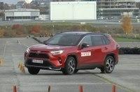 Toyota RAV4 Prime и «лосиный тест»