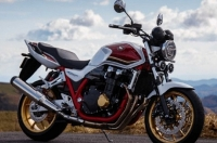 Два новых мотоцикла Honda CB1300 Super Four