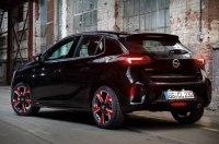 Индивидуальные 99 л.с. Спецверсия Opel Corsa