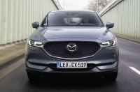 Европейская Mazda CX-5 обновилась