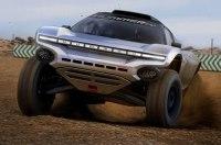 Hummer примет участие в главных гонках электровнедорожников