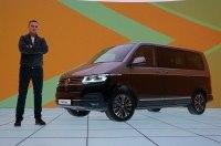 Национальная презентация VW Multivan 6.1. Что изменилось?