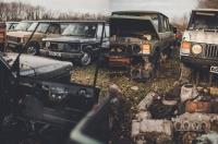 Кладбище Range Rover: как внедорожники доживают свой век?