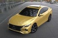 В Сеть попали изображения нового Mitsubishi Lancer