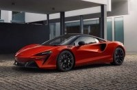 Представлен суперкар Artura: гибридное будущее McLaren