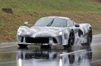 Ferrari испытывает новый гиперкар