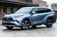 Тойота на Столичному представляє новий семимісний гібридний кросовер