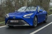 Новая Toyota Mirai выходит на рынок Европы