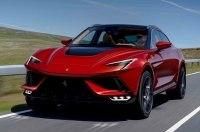 Первый кроссовер Ferrari показали на фото