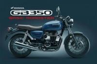 Классик Honda GB350