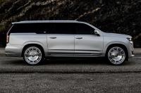 «Тачка как у Ким, тачка как у Ким»: Cadillac Escalade ESV, для Ким Кардашьян