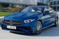 Mercedes слегка обновил CLS
