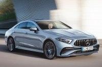 Mercedes представил обновленный CLS 53 AMG