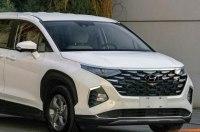 Подробные фото нового минивэна Hyundai Custo