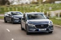 Особенная «Шестерка»: Mazda готовит спецверсию седана и универсала