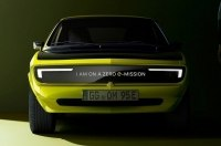 Opel Manta GSe: старый-новый электрокар