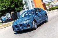 Новый Maserati Grecale выехал на дороги
