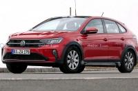 Европейский VW Taigo выехал на тесты