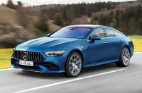 Mercedes AMG обновил четырехдверный GT