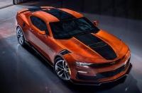 Дизайнер GM показал обновленный Camaro