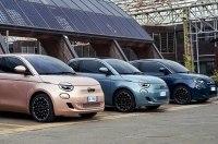 Планы FIAT на электрификацию модельного ряда