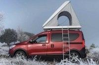 Испанцы превратилли Dacia Dokker в доступный кемпер