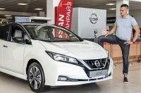 Nissan Leaf 2021: официал против «битка». Что выбрать?