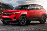 Jeep готовит компактный электрический SUV