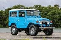 Toyota сделает из Land Cruiser J40 вечный автомобиль